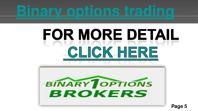 Ph options and trading inc