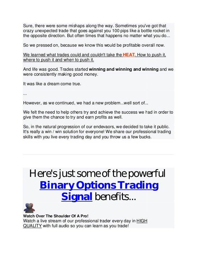 Options trading simulator software