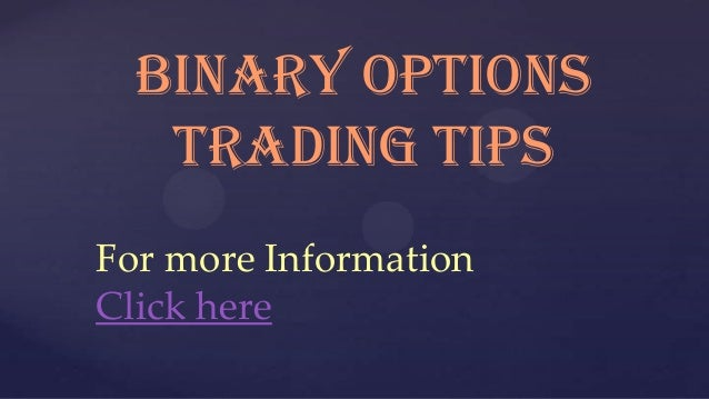 The binary options trading guide.com