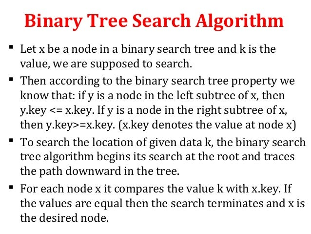 Data Structures and Algorithms Binary Search Tree