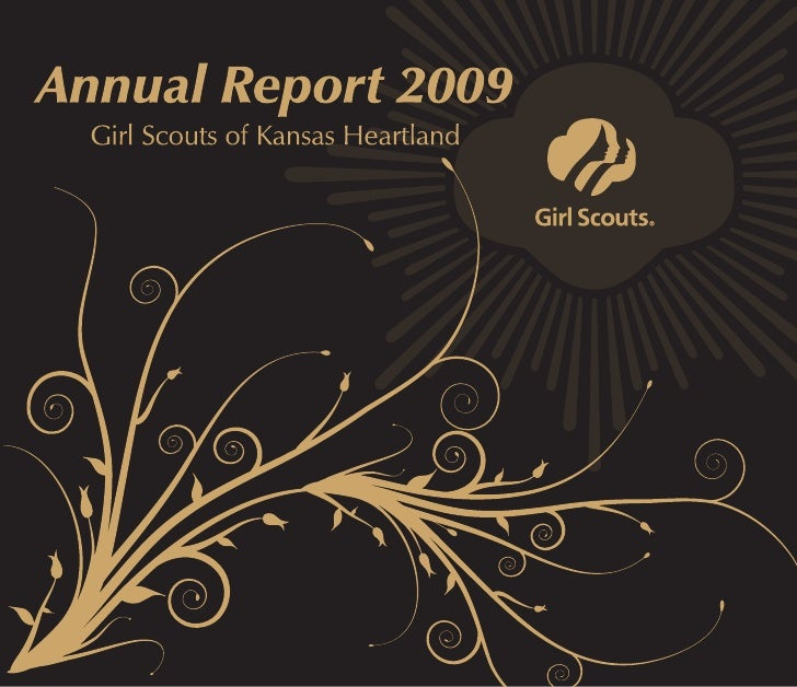 Girl Scouts of Kansas Heartland Annual Report 2009