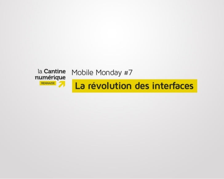 Mobile Monday #7