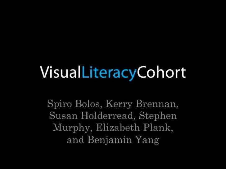 Visual Literacy Cohort