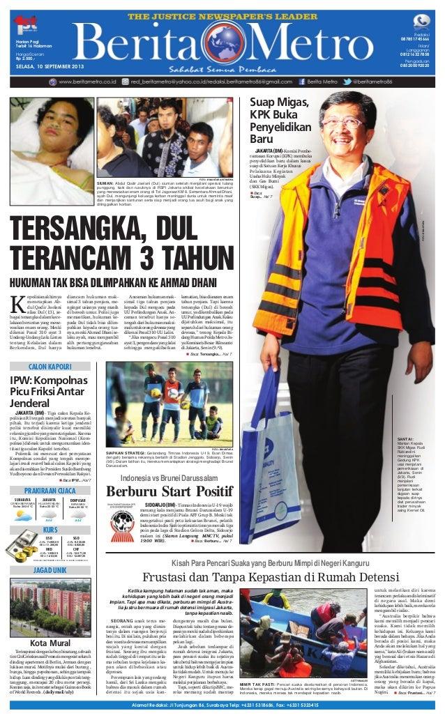 Alamat Redaksi: Jl Tunjungan 86, Surabaya Telp: +6231 5318686, Fax: +6231 5323415 Kota Mural Terinspirasidengankebunbinata...