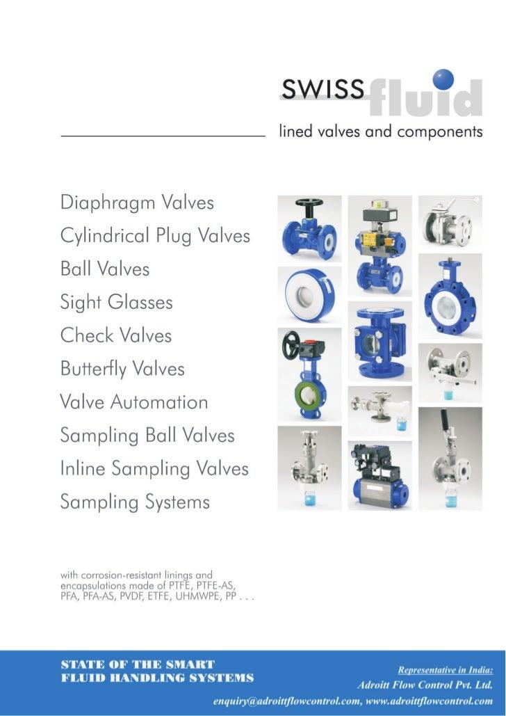 SDV Diaphragm Valves                                                                                 plastomer-lined      ...