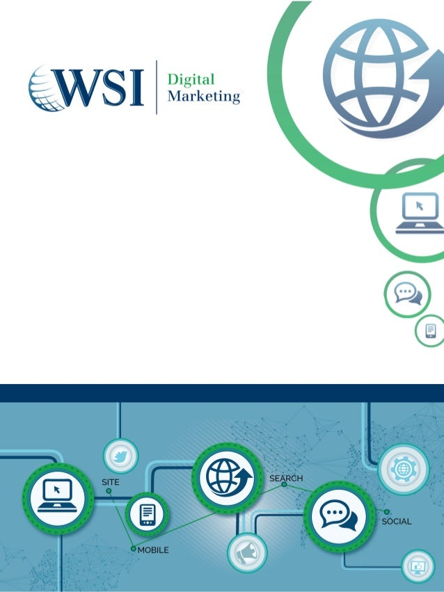 WSI eMarketing 2014 Brochure
