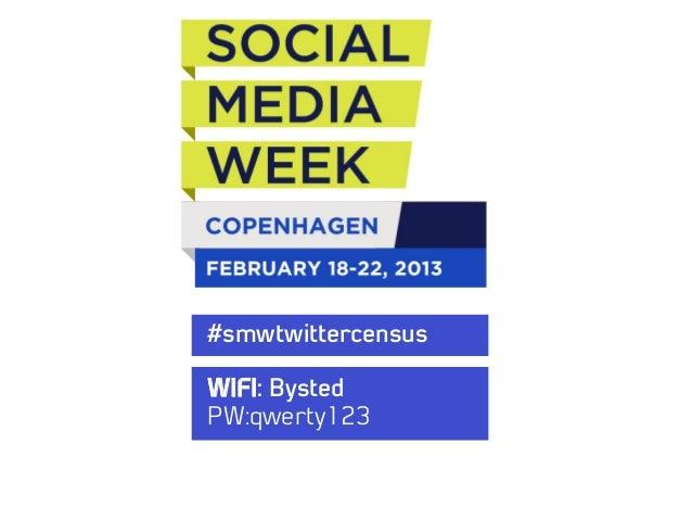 #smwtwittercensusWIFI: BystedPW:qwerty123