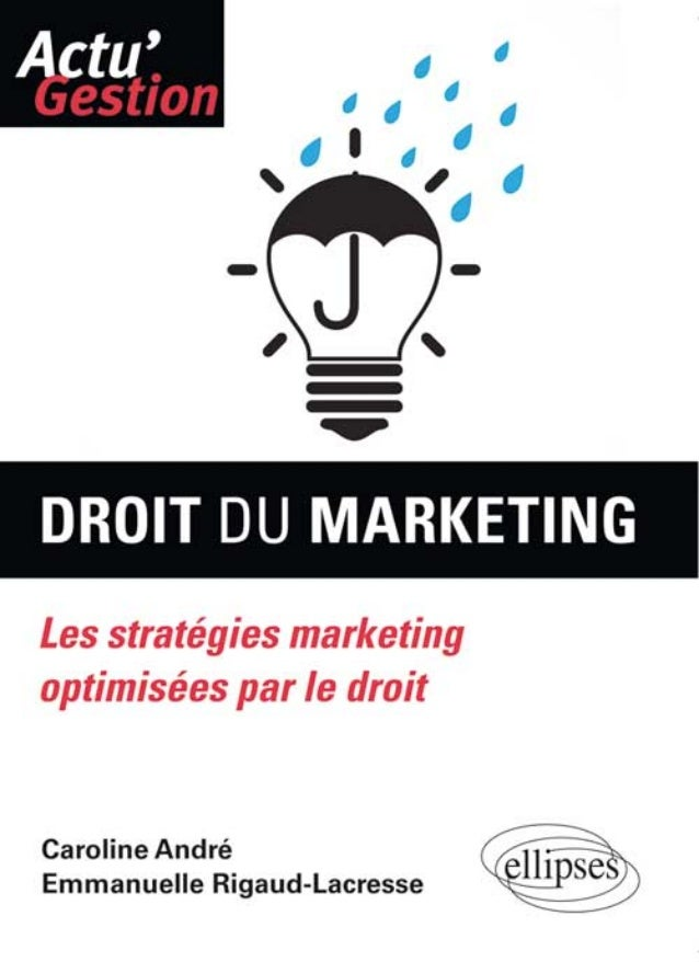 Extrait DROIT DU MARKETING - Interview
