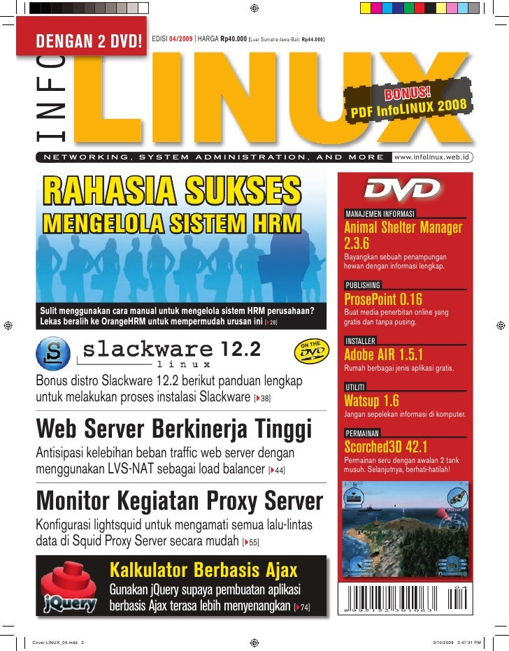 InfoLinux 04 2009