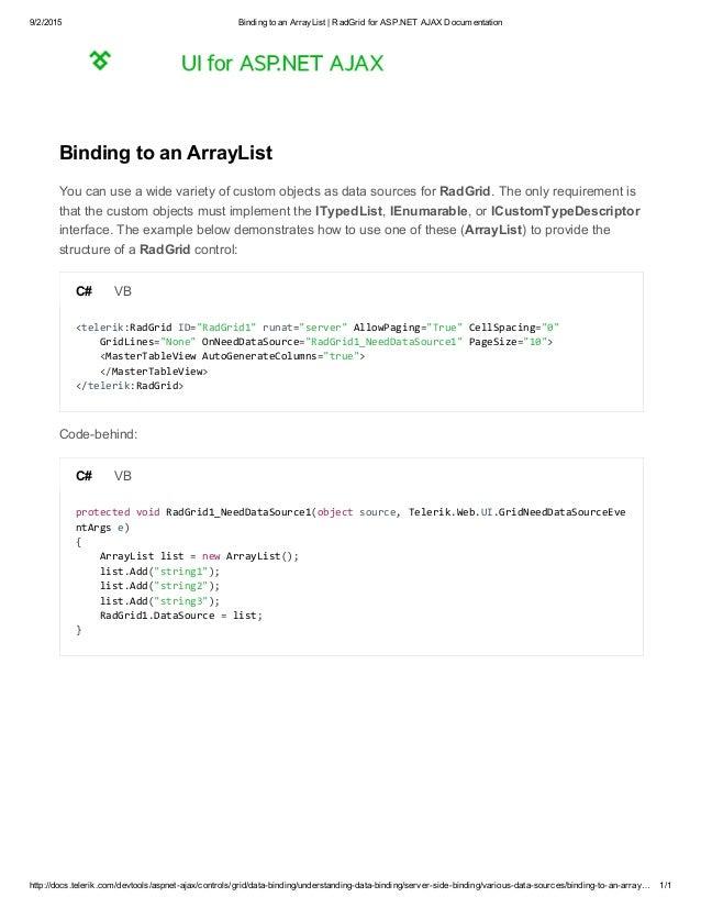 asp net telerik radgrid to pdf