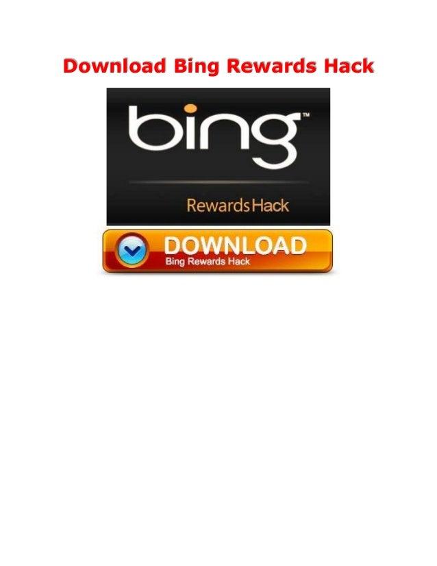 Bing Rewards Hack Bot Glitch 2013