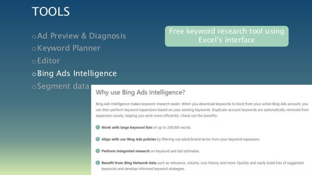 Ad preview tool | Preview and diagnose your ads - Bing Ads