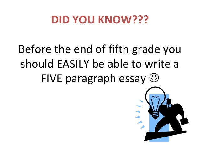 if you teach or write 5 paragraph essays stop it The five-paragraph essay is a prose composition the only grammar book you'll ever need: a one-stop source for teacher preparation and teaching writing in.