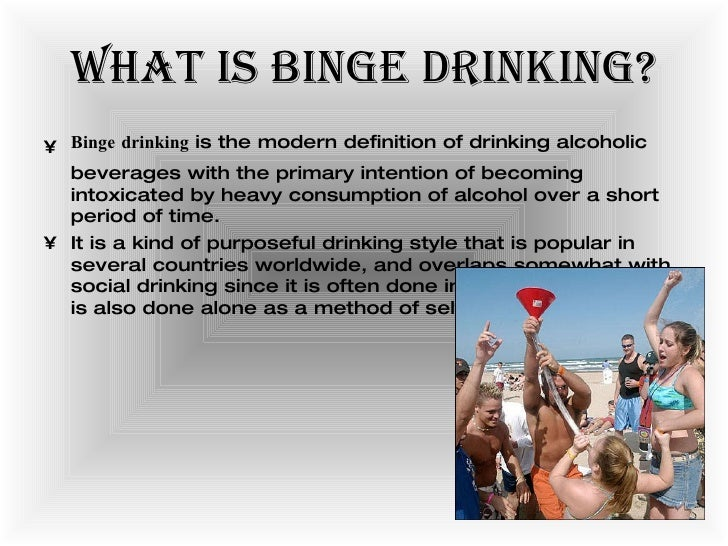 binge drinking and how it applies Amazoncom: beat binge drinking: a smart drinking guide for teens,  gift card  instantly upon approval for the amazon rewards visa card apply now.