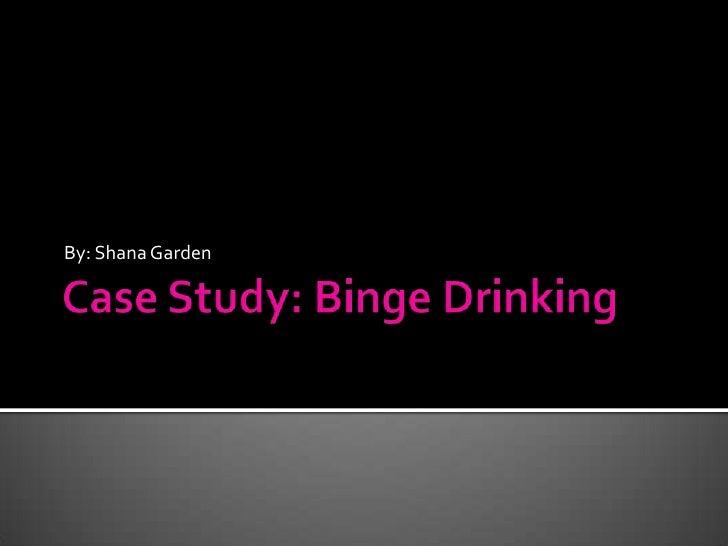 Alcoholism case study