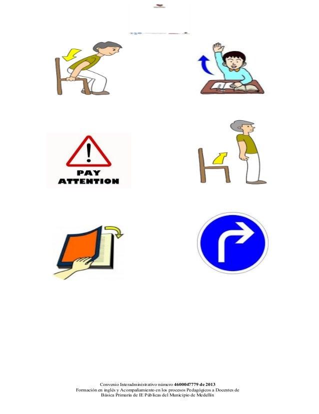 Convenio Interadministrativo número 4600047779 de 2013 Formación en inglés y Acompañamiento en los procesos Pedagógicos a ...