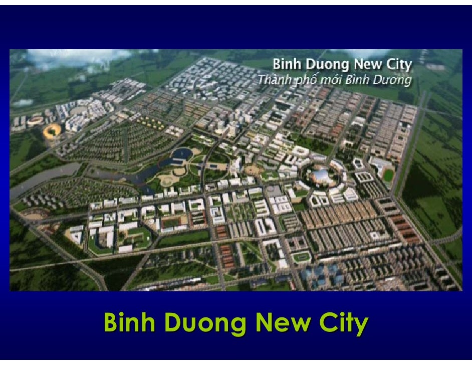 Binh Duong New City