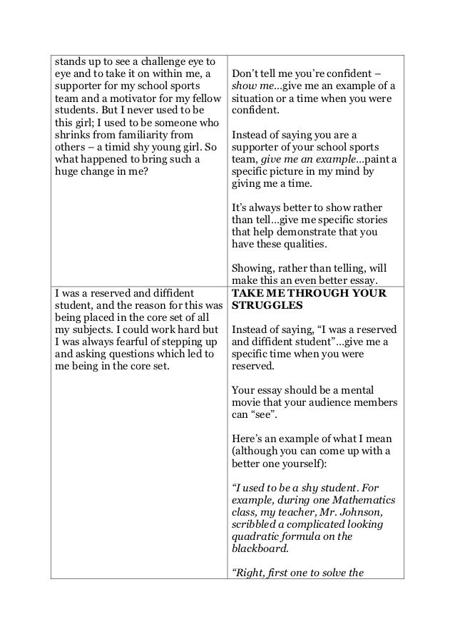 write about village