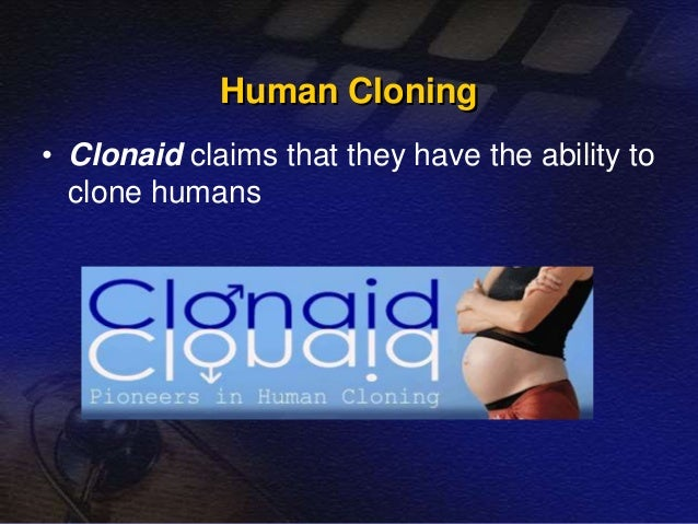 cloning human beings an assessment of Executive summary of the contents of the larger nbac report cloning human beings, june 1997.