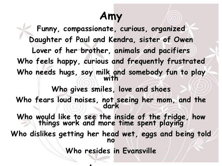 Autobiographical definition
