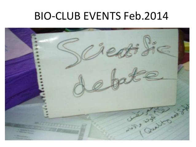 Bio project save