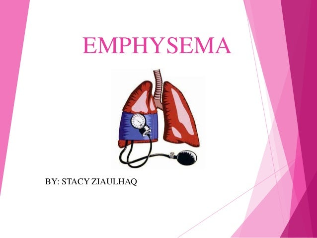BIO168 Emphysema Presentation