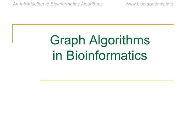 Bioalgo 2012-02-graphs