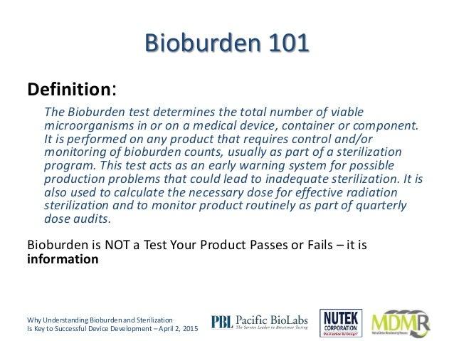 understanding how bioburden and sterilization affect medical devices. Black Bedroom Furniture Sets. Home Design Ideas