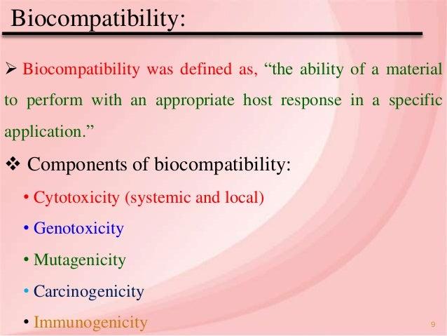 Biocompatibility Testing Services | NAMSA