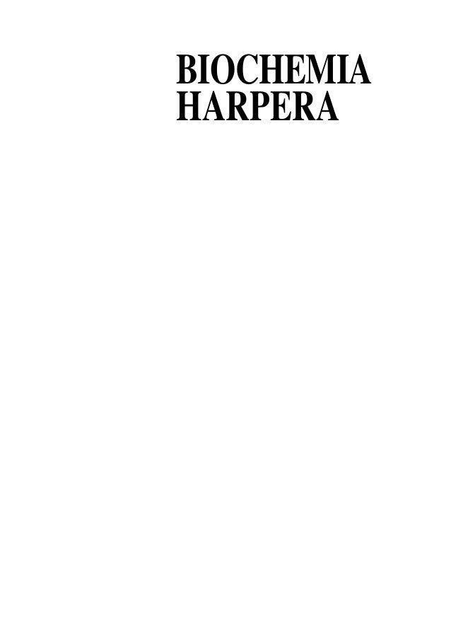 BIOCHEMIA HARPERA