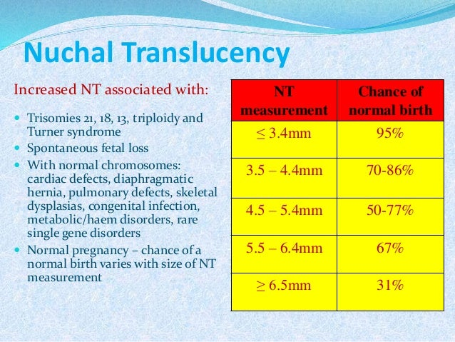 Biochemical markers of prenatal diagnosis