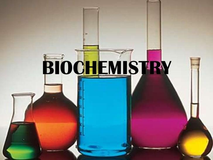Biochemis..