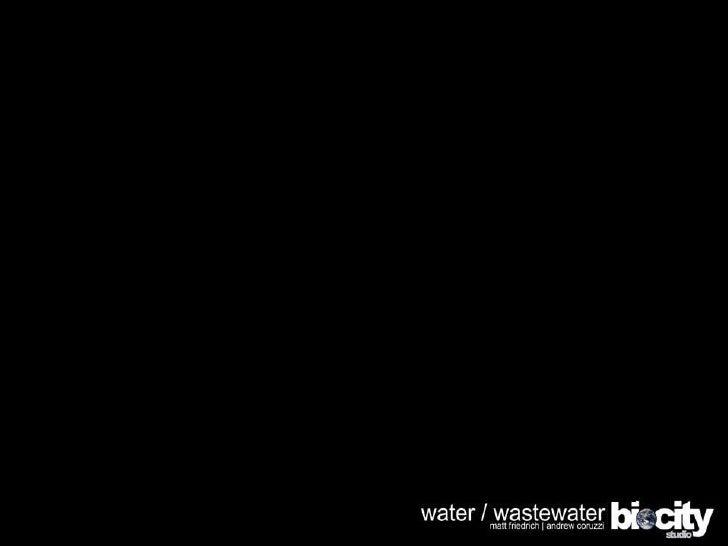 Water / Wastewater - What happens when Sydney's drinking water demand exceeds supply? | Biocity Studio