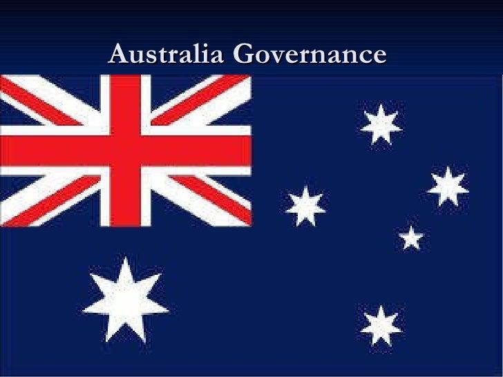 Australia Governance