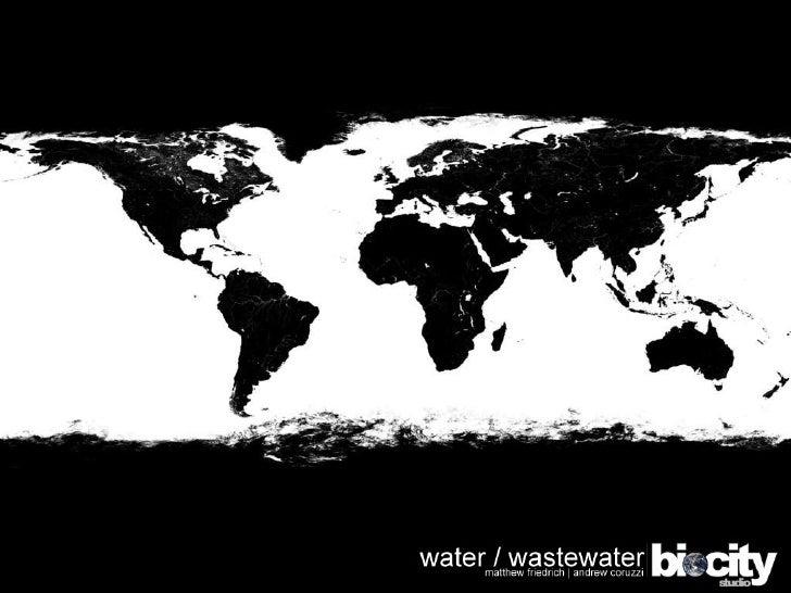 Water / Wastewater - how we solve Sydney's water problem | Biocity Studio