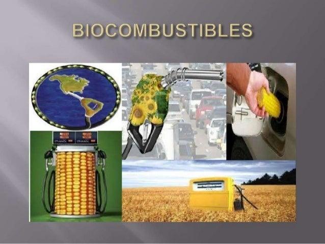 BIODIESELBiocarburante líquido producido a partir de losaceites vegetales y grasas animalesSe puede usar puro o mezclado...