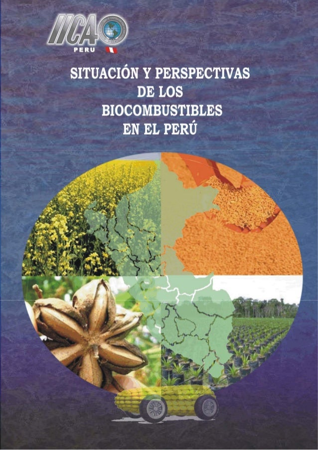 IICA - Biocombustibles