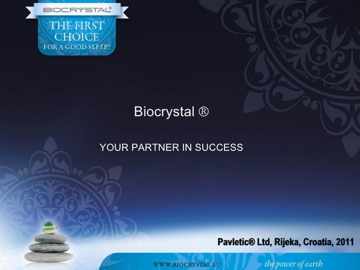 Biocrystal English