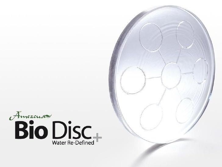BioDisc Product Brochure