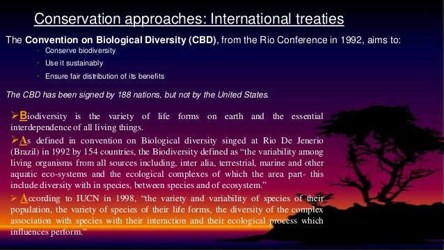 I want to help in the conservation of the biodiversity. Which major do I want?