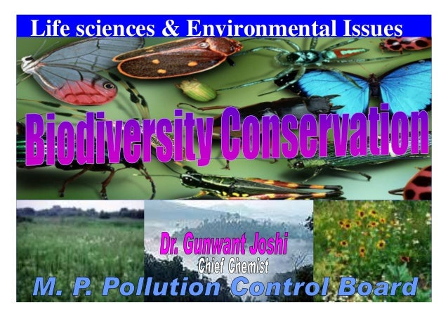 Life sciences & Environmental Issues