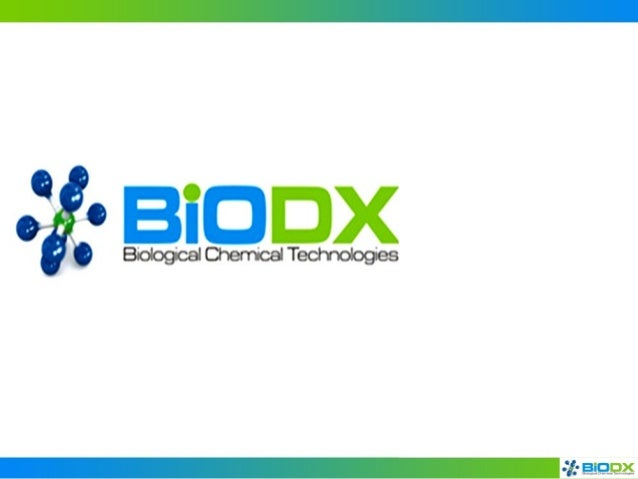BiODX - Antimicrobial Technology Presentation