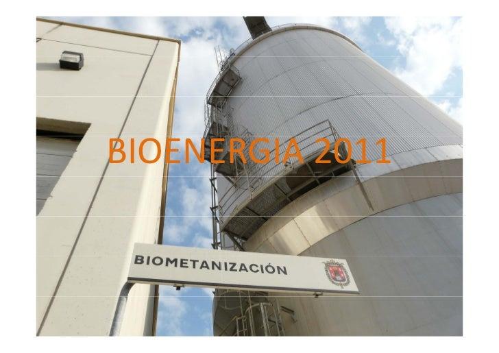 BIOENERGIA2011