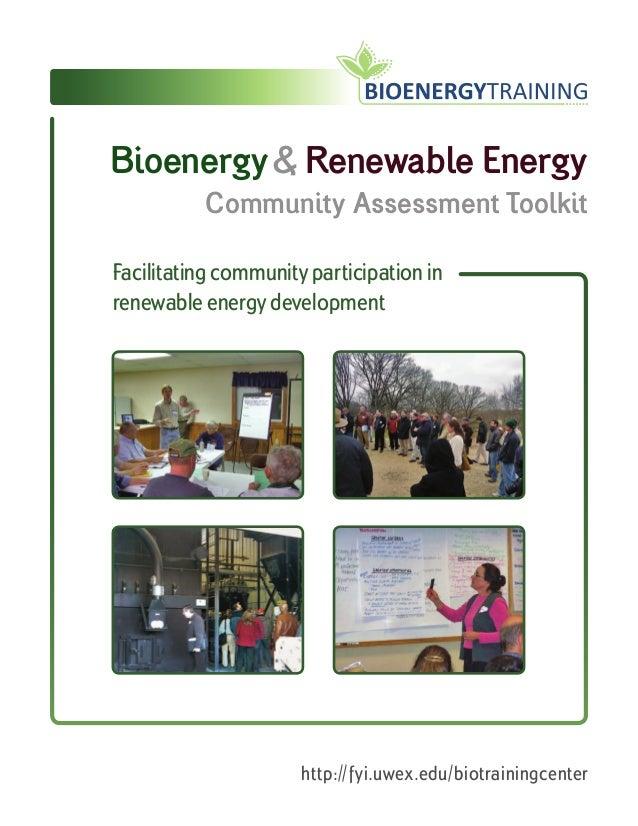 Bioenergy toolkit final 5 2011