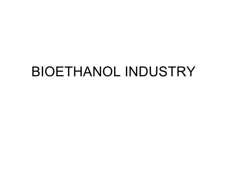 Bioethanol Industrial-Adhelia