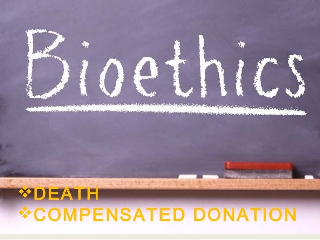 DEATH COMPENSATED DONATION