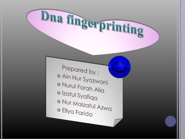 I who have discovered the DNA fingerprinting.        My nameDo Alecknow who I am?                  is you Jeffreys.....