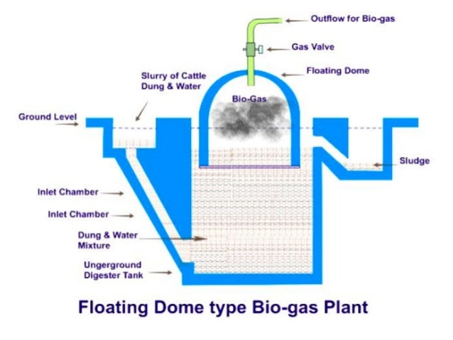working of biogas plant Biogas is generated when bacteria degrade biological material in the absence of oxygen, in a process known as anaerobic digestion since biogas is a mixture of methane (also known as marsh gas or natural gas, ch4) and carbon dioxide it is a renewable fuel produced from waste treatment.