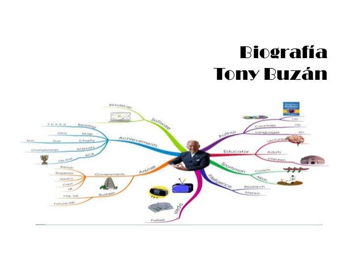 BiografíaTony Buzán