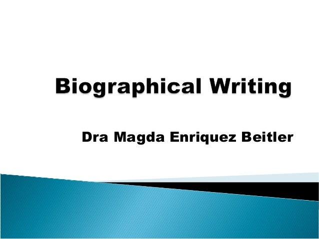 Dra Magda Enriquez Beitler